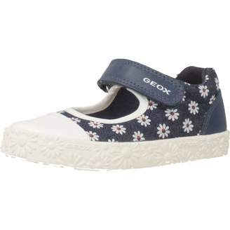 Geox Girl's Kilwi J Denim Shoe
