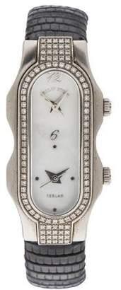Philip Stein Teslar Signature Mini Watch