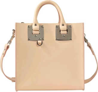 Sophie Hulme Square Albion tote $764 thestylecure.com