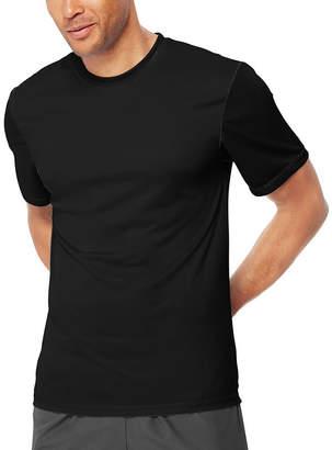 Hanes Mens Crew Neck Short Sleeve T-Shirt