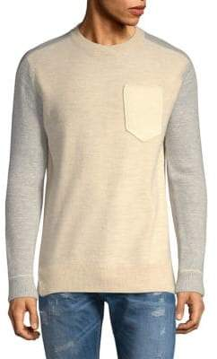 Scotch & Soda Classic Long-Sleeve Pullover
