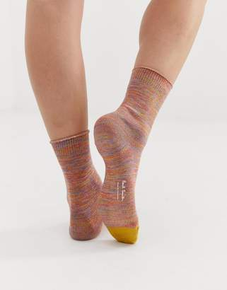 Paul Smith PS PS by Imelda spacedye sock