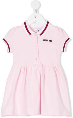 Givenchy Kids polo shirt dress