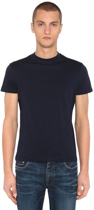 Prada Stretch Cotton Jersey T-Shirt