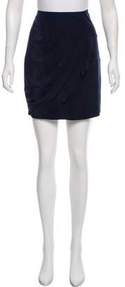 3.1 Phillip Lim Silk Mini Skirt