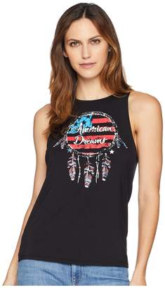 Rock and Roll Cowgirl Tank Top 49-6731 Women's Sleeveless