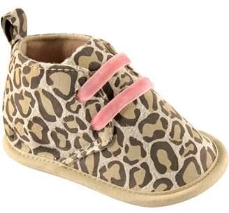 Luvable Friends Newborn Baby Girls Desert Boot