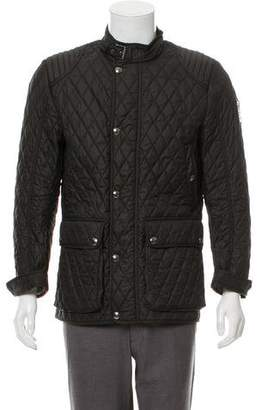 Belstaff Quilted Harrington Jacket
