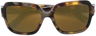 Dolce & Gabbana Eyewear Pearly Silver Havana sunglasses