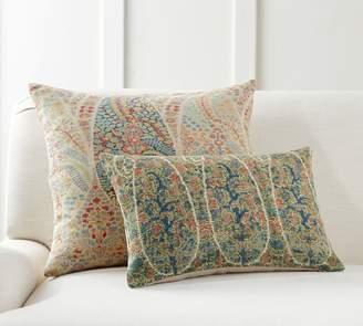 Pottery Barn Tola Paisley Pillow Cover