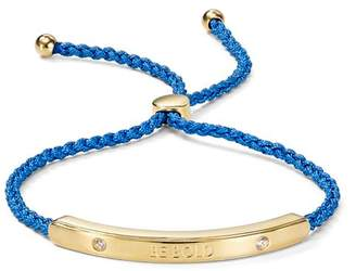 Kate Spade Be Bold Bar Slider Bracelet