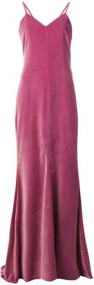 Max Mara long sleeveless dress