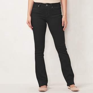 Lauren Conrad Women's Barely Bootcut Jeans