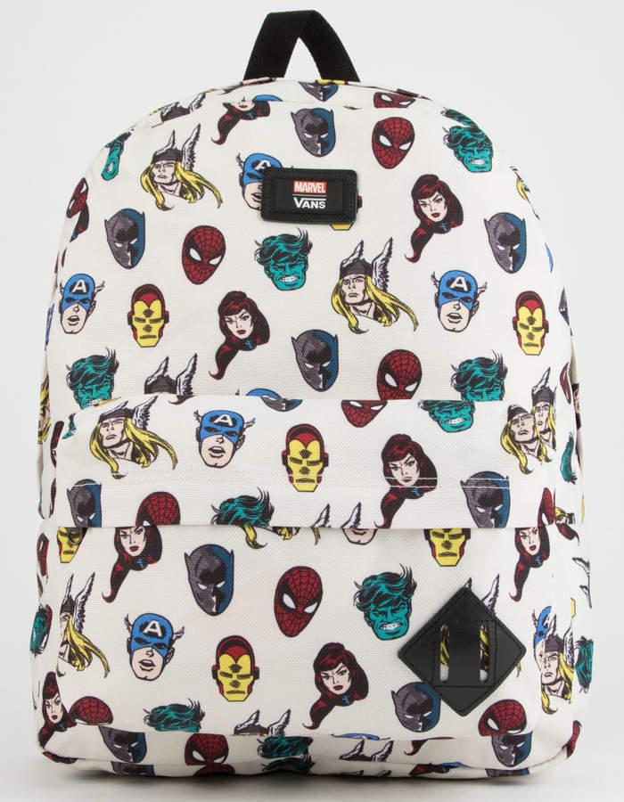 Vans x Marvel Characters Old Skool II Backpack
