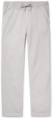SAVE KHAKI UNITED Easy Cotton-Twill Drawstring Trousers