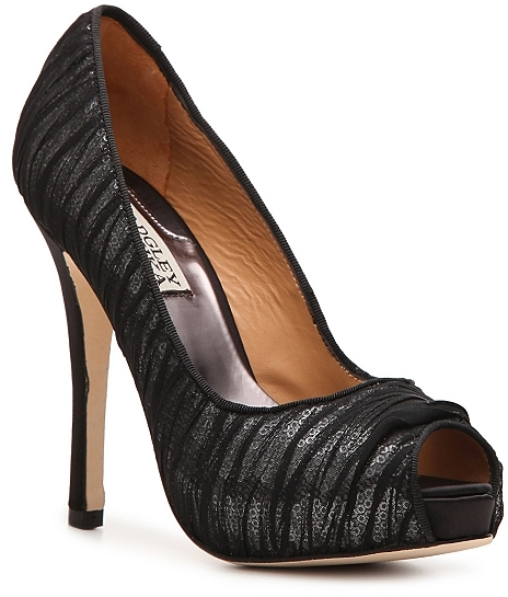 Badgley Mischka Star Pump