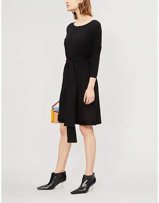 Diane von Furstenberg Carolyn wool dress