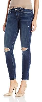 Paige Women's Verdugo Ankle Destructed Jeans