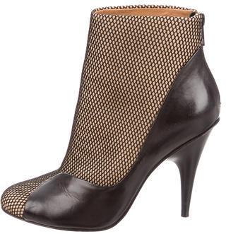 3.1 Phillip Lim3.1 Phillip Lim Fishnet Ankle Boots