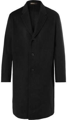 Chad Wool and Cashmere-Blend Coat