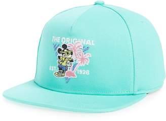 Vans x Disney Mickey's 90th Anniversary Snapback Hat