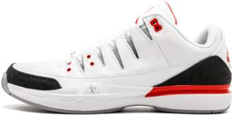 Nike Zoom Vapor RF x AJ3 White/Fire Red