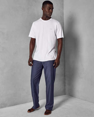 Ted Baker SOURTON Lounge trousers and T-shirt set