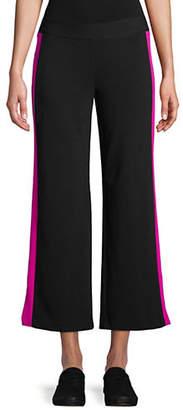 INC International Concepts Petite Cropped Wide-Leg Pants