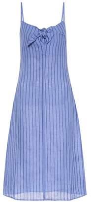 Simon Miller Oriska striped linen dress