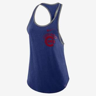 Nike Tri Racerback (MLB Cubs) Women's Tank Top