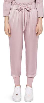 Ted Baker Ted Says Relax Nayarmi High-Rise Jogger Pants