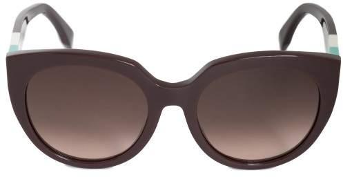 Fendi Cat Eye Sunglasses FF0182FS PJQ K8 55