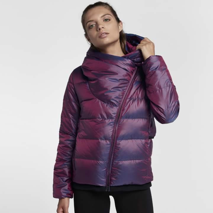 Nike Down Women's Down Sportswear Jacket Nike Sportswear Women's rYr4Zpq