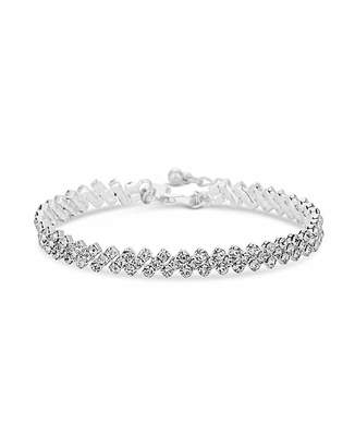 Jon Richard Crystal Diamante Bracelet