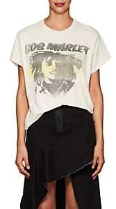 Madeworn Women's Graphic Cotton T-Shirt - White