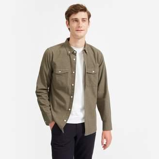 Everlane The Modern Flannel Shirt