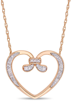 Rina Limor Fine Jewelry 10K 1.19 Ct. Tw. Diamond Necklace