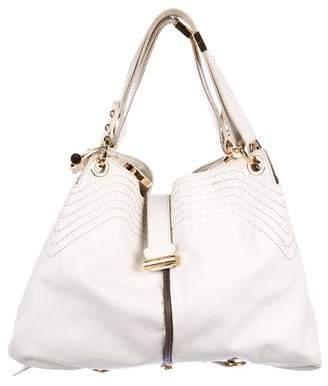 Jimmy Choo Leather Alex Bag