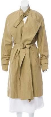 Isabel Marant Belted Knee-Length Coat