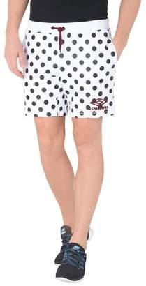House of Holland UMBRO x POLKA DOT FLOCK BRANDING SHORTS Shorts