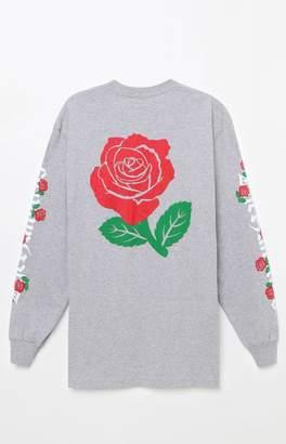 The Hundreds Big Rose Long Sleeve T-Shirt