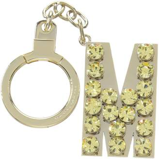 Kate Spade Key Fobs Jeweled M Initial