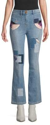 Coach 1941 Embroidered Denim Jeans