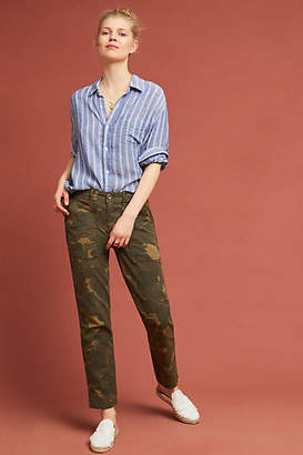 Anthropologie Wanderer Camo Utility Pants
