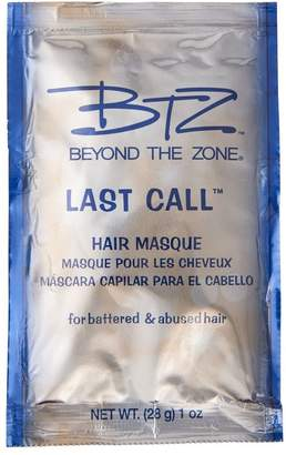Beyond the Zone Last Call Hair Masque Packette