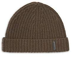 Burberry Men's Fisherman-Knit Cashmere Beanie