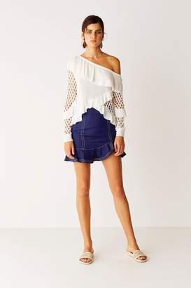 Suboo Mini Skirt - Navy