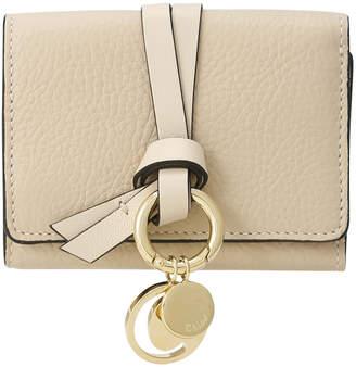 Chloé (クロエ) - クロエ ALPHABET コンパクト三つ折り財布