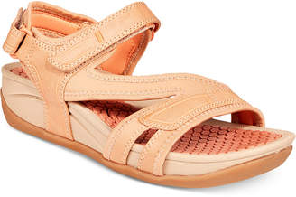 Bare Traps Delona Rebound Technology Wedge Sandals, Created for Macy's Women's Shoes