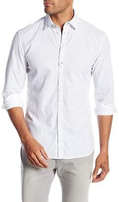 Diesel S-Giamma Printed Trim Fit Shirt